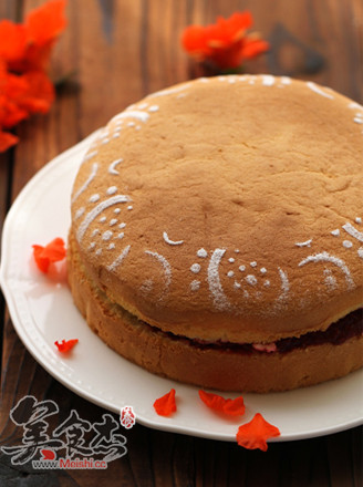 维多利亚女王蛋糕的做法