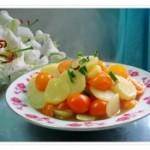 圣女果土豆