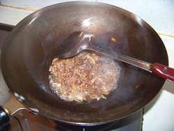 黄瓜片炒鲍鱼菇怎么吃