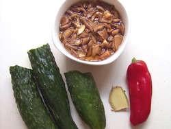 黄瓜片炒鲍鱼菇的做法大全