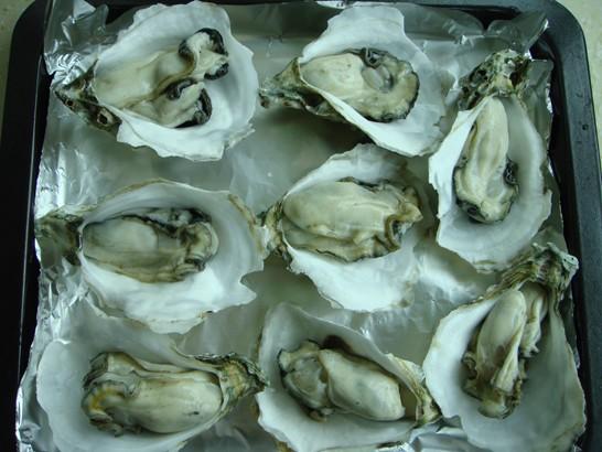 烤牡蛎的家常做法