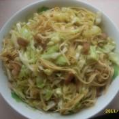 大头菜炒干豆腐