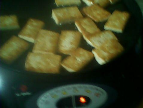 煎豆腐的家常做法