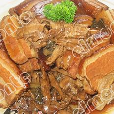 梅菜笋干扣肉