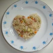 毛豆糯米饭