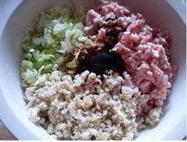东北酸菜大包的简单做法