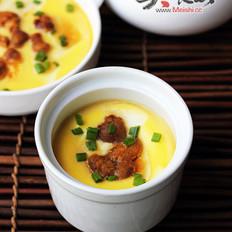 海胆水豆腐蒸蛋