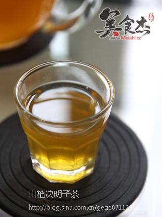 山楂决明子茶的做法