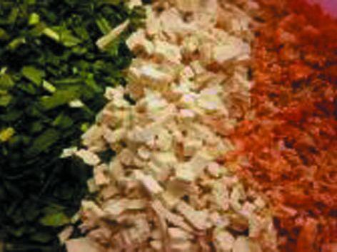 韭菜豆腐包子的做法图解