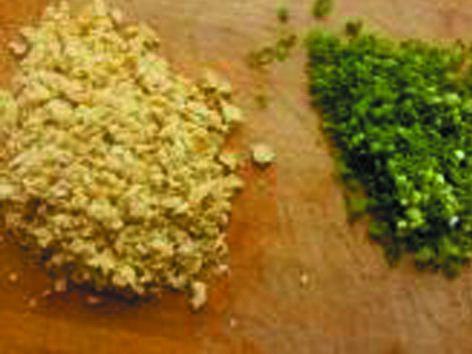 韭菜豆腐包子的家常做法