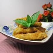 香煎林刀鱼