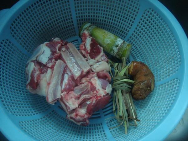 羊肉汤的做法大全