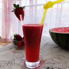 西瓜美容汁