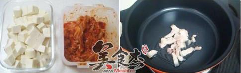 辣白菜豆腐汤的做法大全