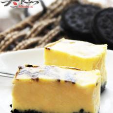 可可大理石乳酪蛋糕