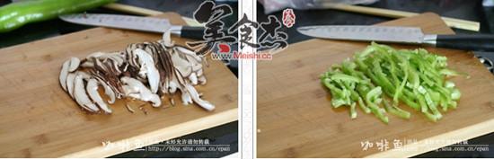 香菇干拌鲍鱼面的做法大全