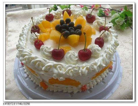 水果蛋糕怎么煮