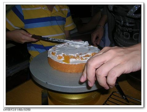 水果蛋糕的简单做法