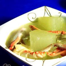 海蟹冬瓜湯