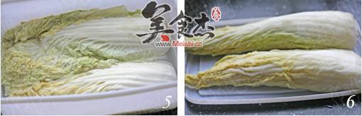 韩式辣白菜的家常做法