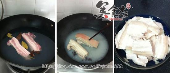 蒜蓉五花肉的做法大全