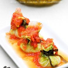 茄汁菜包的做法大全