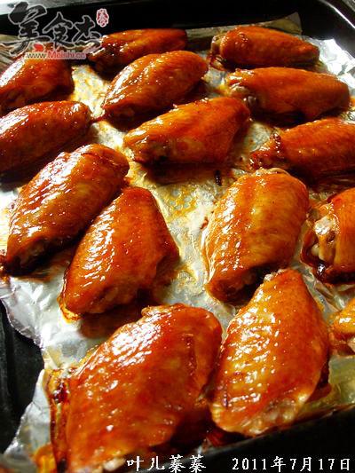 胸脯烤翅一个鸡含量的蛋白质蚝油图片