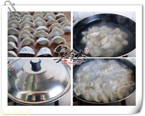 尖椒猪肉馅饺子的家常做法