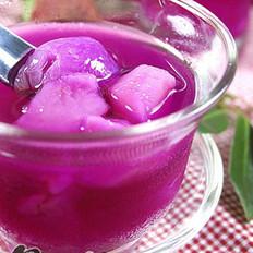 荔枝馬蹄糖水