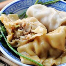 瑶柱包菜饺子
