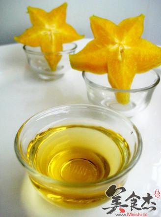杨桃酒的做法