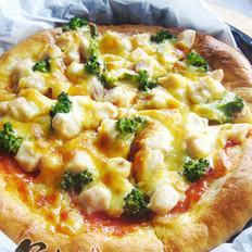 原味鸡肉披萨