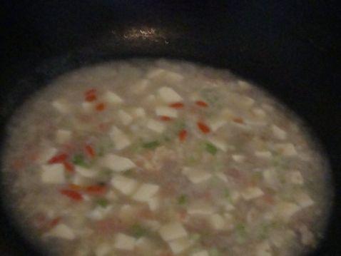 豆腐肉末汤怎么做