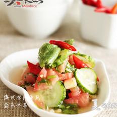 傣式凉拌黄瓜