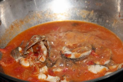 开胃蕃茄鱼怎么吃