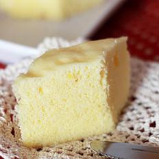 清蒸柠味蛋糕