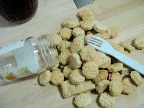咸香苏打饼干怎样做