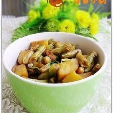 土豆烧芸豆