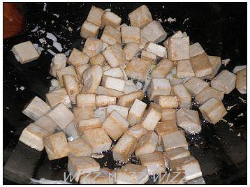 芹菜炒豆腐干的家常做法
