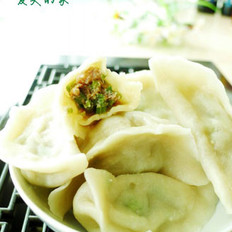 牛肉芹菜饺子