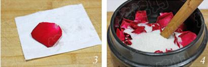 玫瑰糖的做法图解