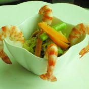 印尼鲜虾沙拉