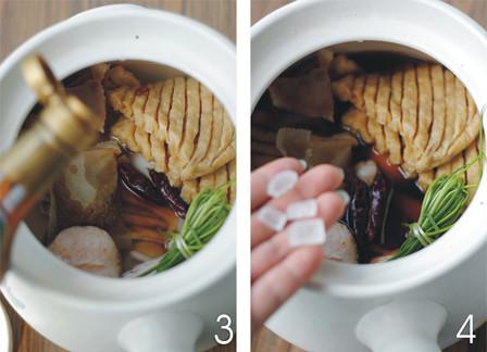 香卤豆腐干的做法图解