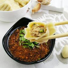 大葱猪肉饺子