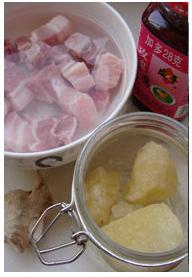 玫瑰腐乳红烧肉的做法图解