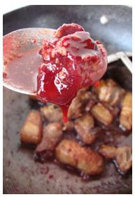玫瑰腐乳红烧肉怎么做
