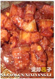 玫瑰腐乳红烧肉怎么煮