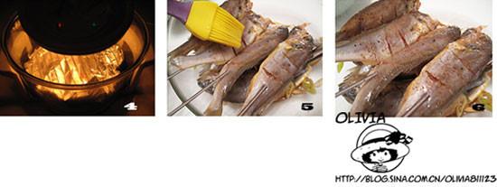 风味小烤鱼的做法图解