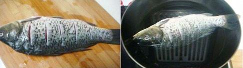 油泼鲤鱼的做法大全
