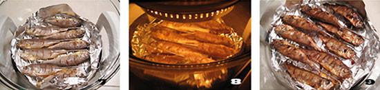 风味小烤鱼的家常做法